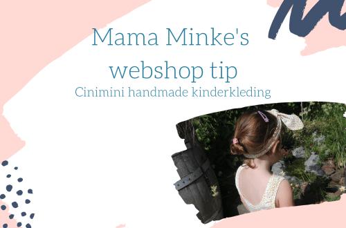 Cinimini handgemaakte kleding bij een kleine webshop. Te leuke jurkjes, broekjes en accessoires. Neem snel een kijkje!
