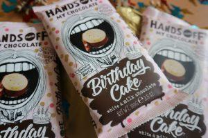 Birthdaycake chocola