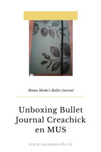 Creachick Bullet Journal pinterest