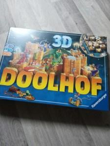 Spelletje review doolhof