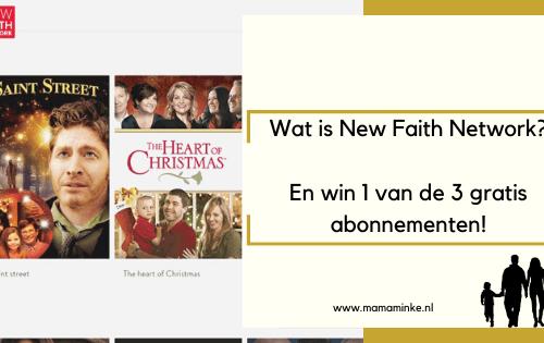 New Faith Network - uitgelichte afbeelding
