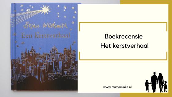 Boek over kerst; een kerstverhaal