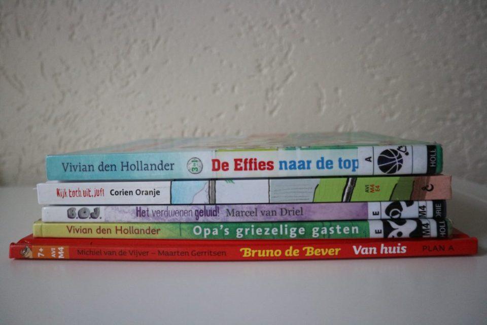 boeken tips voor kinderen om zelf te lezen avi M4