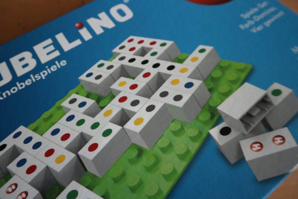 Hubelino educatieve spellen domino