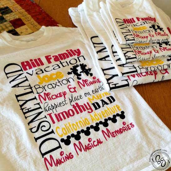 Disneyland Shirts