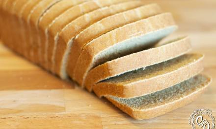 """Mom's """"Foolproof"""" Whole Wheat Bread"""
