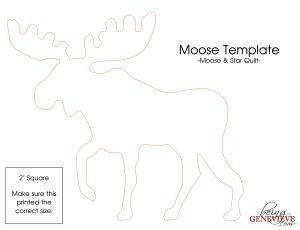 Moose Template