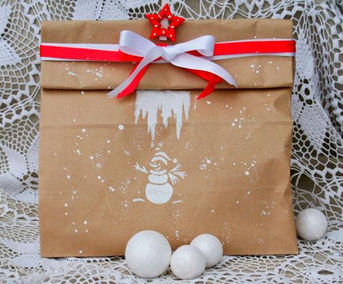 Smuk gaveemballage med dine egne hænder til det nye år