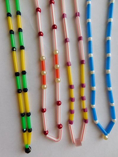 صنایع دستی ساده آن را برای یک کودک از لوله 4 انجام دهید