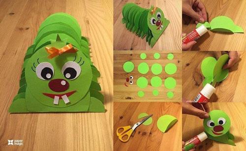 صنایع دستی ساده خود را برای یک کودک در 4 سال انجام دهید