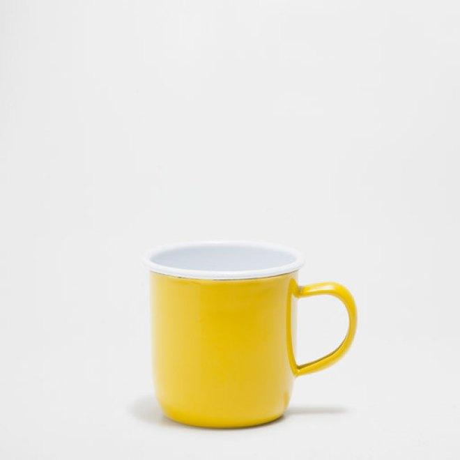 ZARA HOME - Yellow steel mug