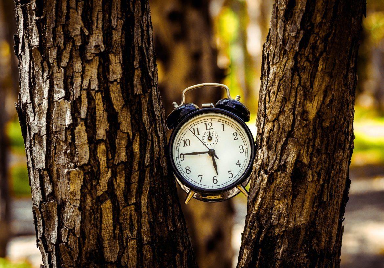 Le temps, une ressource non renouvelable