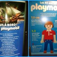 Les 40 ans de Playmobil à l'Aquarium de Paris !! 2 entrées adultes à gagner