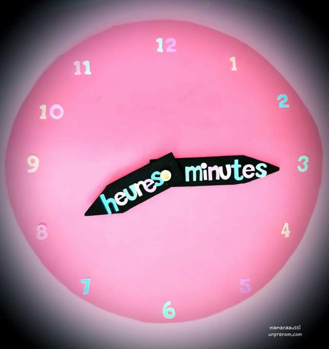 DIY KIDS - Fabrication d'une horloge
