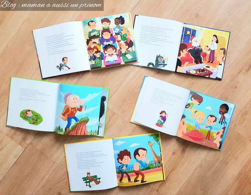 Livres ALDEBERT - Editions HACHETTE