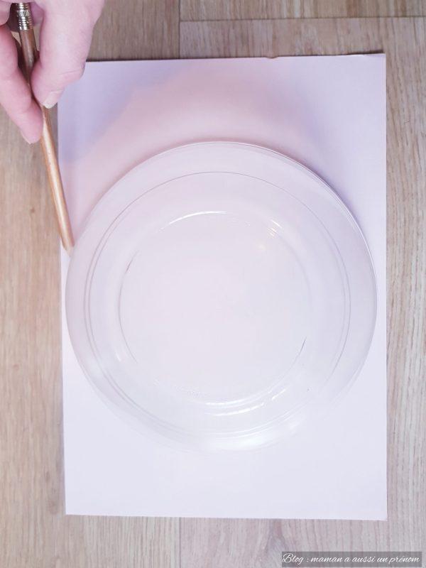 DIY ENFANT - CREATION D'UNE FLEUR