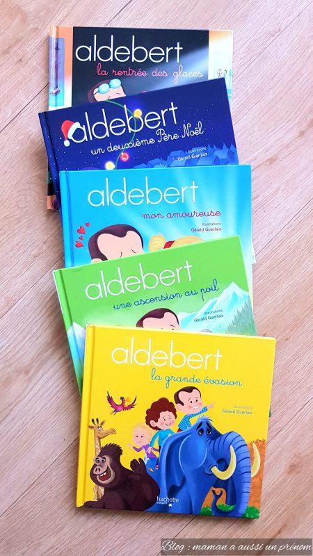Livres ALDEBERT - Hachette