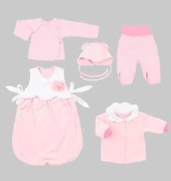 комплект Leader Kids розовый