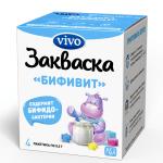 Vivo Бифивит – наш первый кисломолочный прикорм