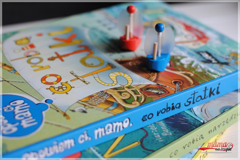książki kartonowe dla dzieci