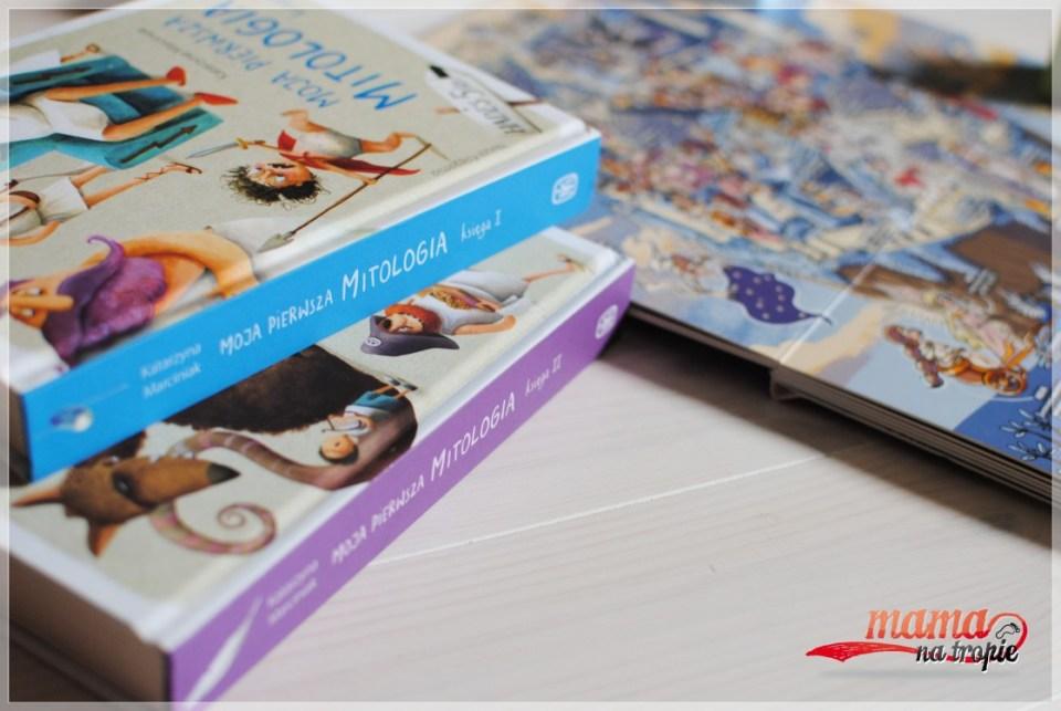 mitologia dla dzieci, nasza księgarnia