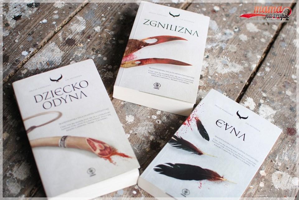 książki fantasy Siri Pettersen, literatura skandynawska, Rebis