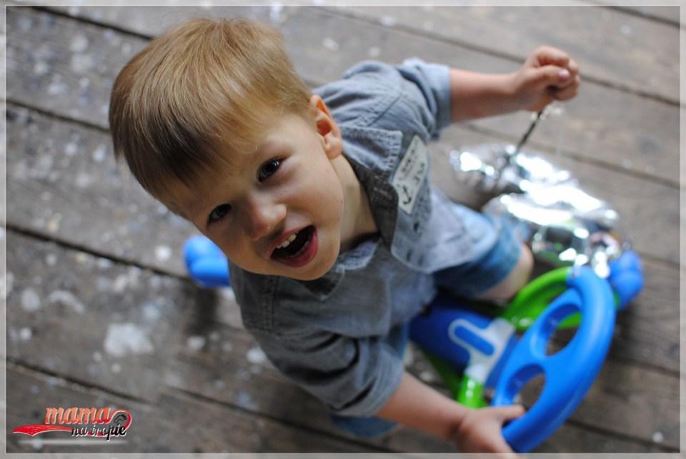 urodziny dziecka, jeździk, toyz