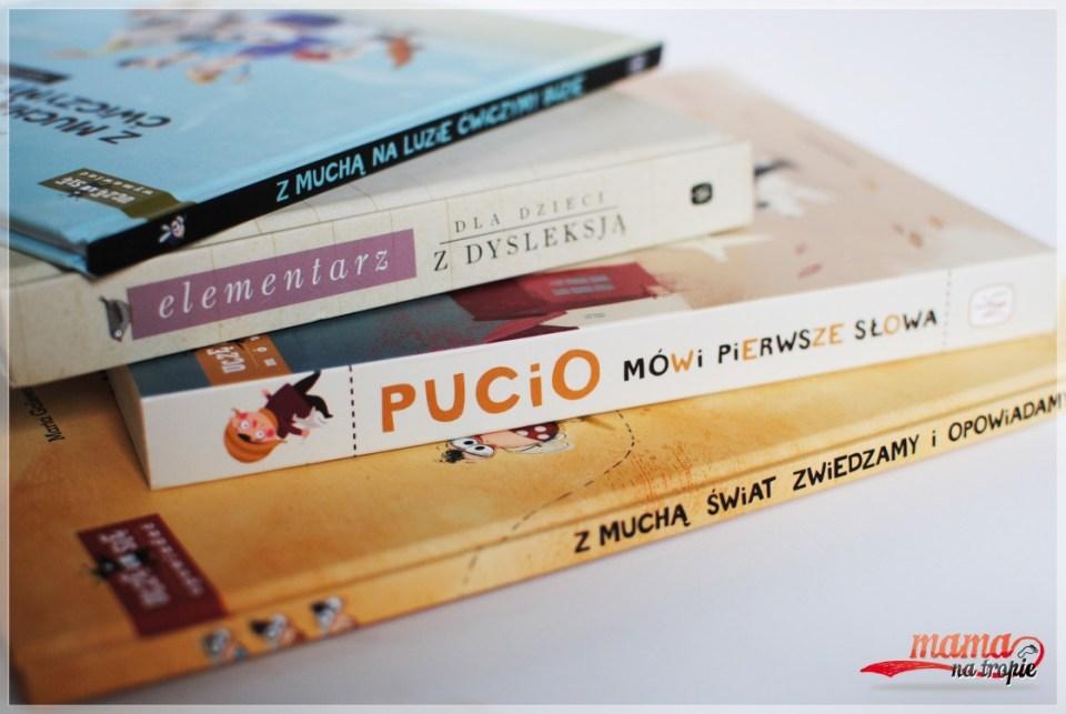 pomoce logopedyczne, książki dla dzieci, nasza ksiegarnia