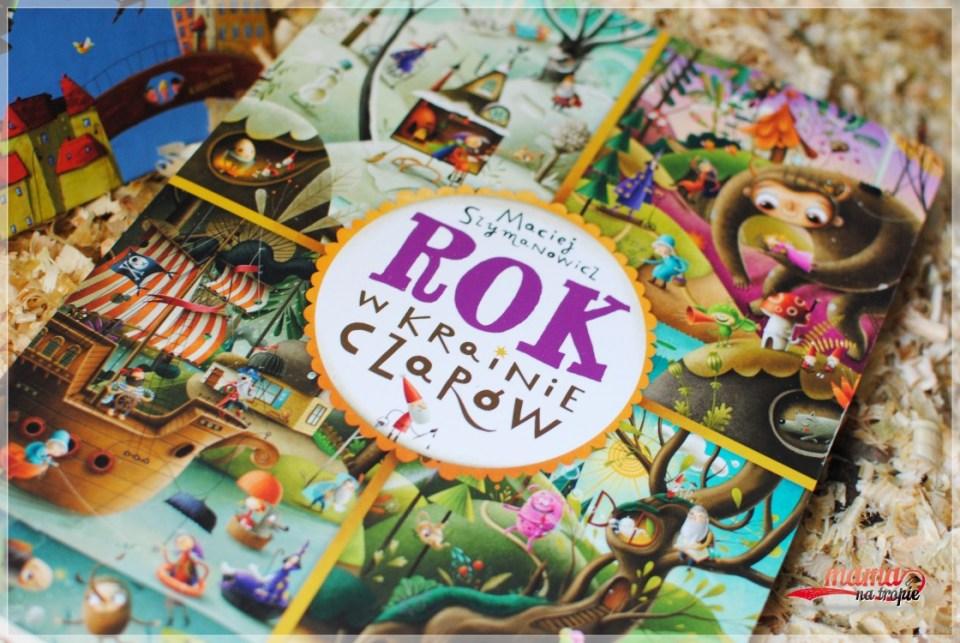 rok w krainie czarów, książka dla dzieci, nasza księgarnia