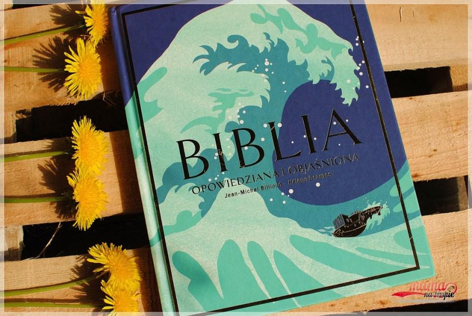 biblia, książka dla dzieci, papilon
