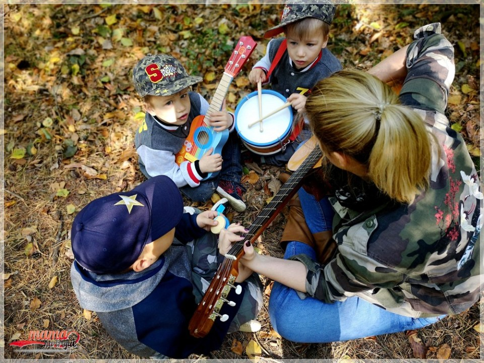 muzyka w życiu przedszkolaka, umuzykalnienie dziecka, wspólne muzykowanie, sevi, instrumenty dla dzieci, instrumenty muzyczne