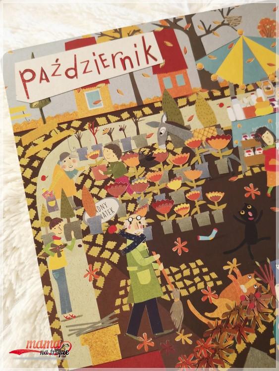 rok na targu, nasza księgarnia, książki dla dzieci