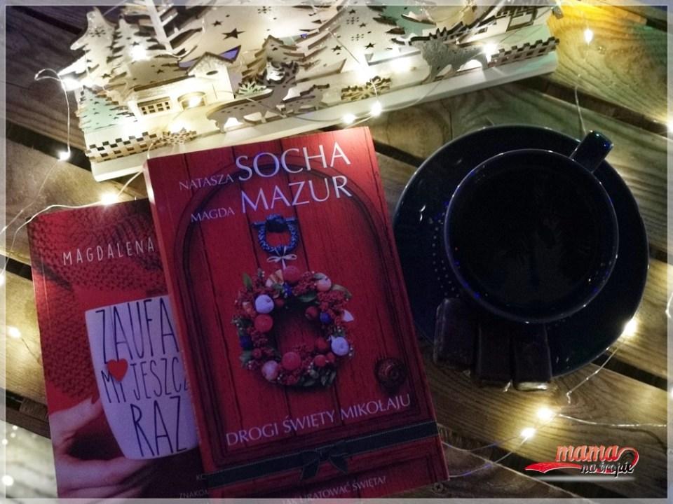 książki dla kobiet, książki dla dorosłych, książki o świętach, natasza socha, magda marur, magdalena krauze, wydawnictwo jaguar, edipresse książki