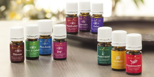 Essential Oils with Mama Natural