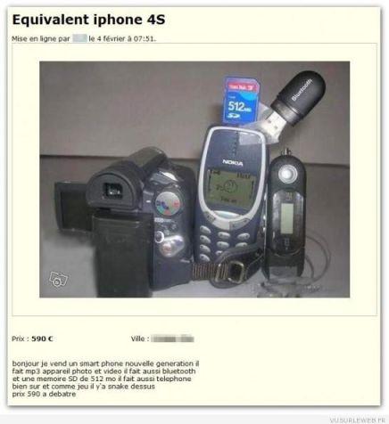 iphone arnaque bon coin