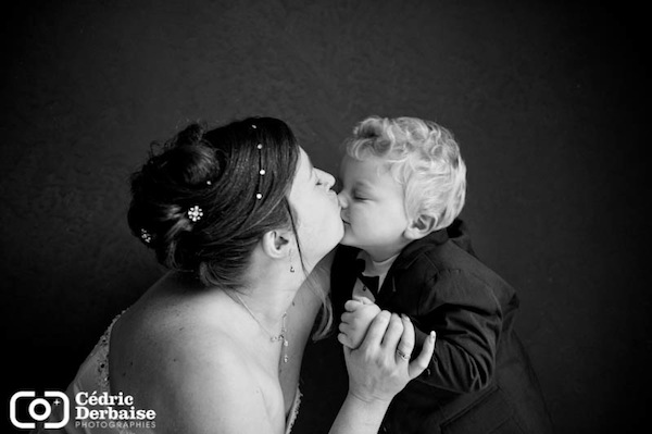 trash the dress maman