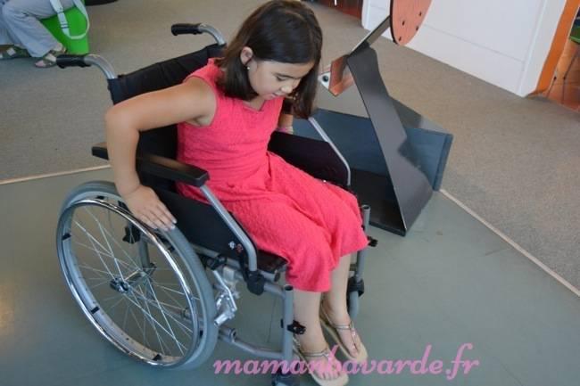 sensibilisation handicap vaisseau