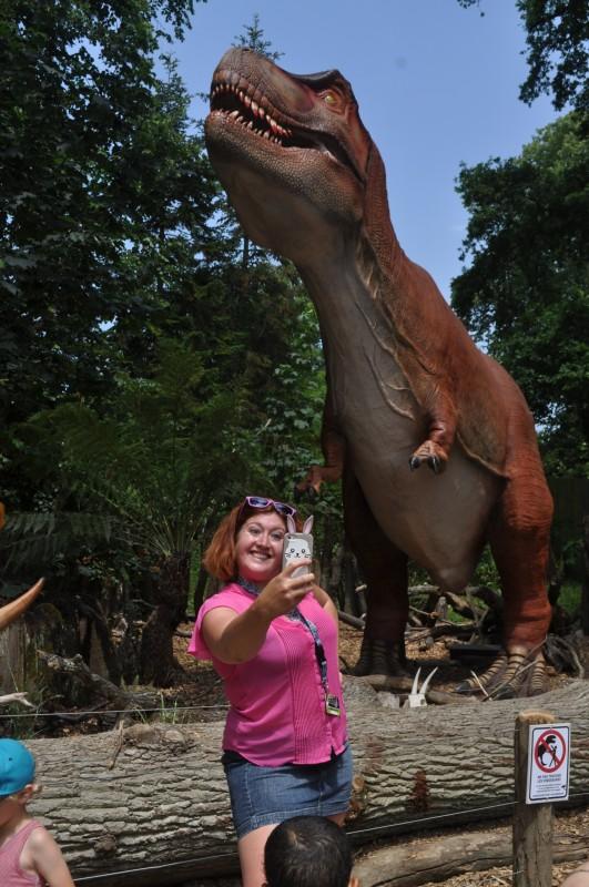 expo dinosaures thoiry