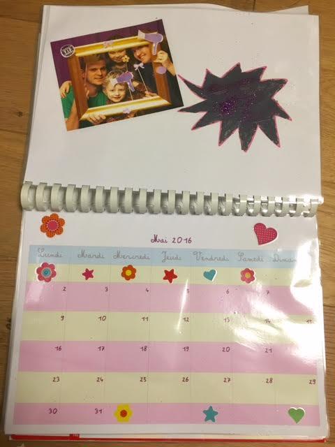 calendrier -diy-maman