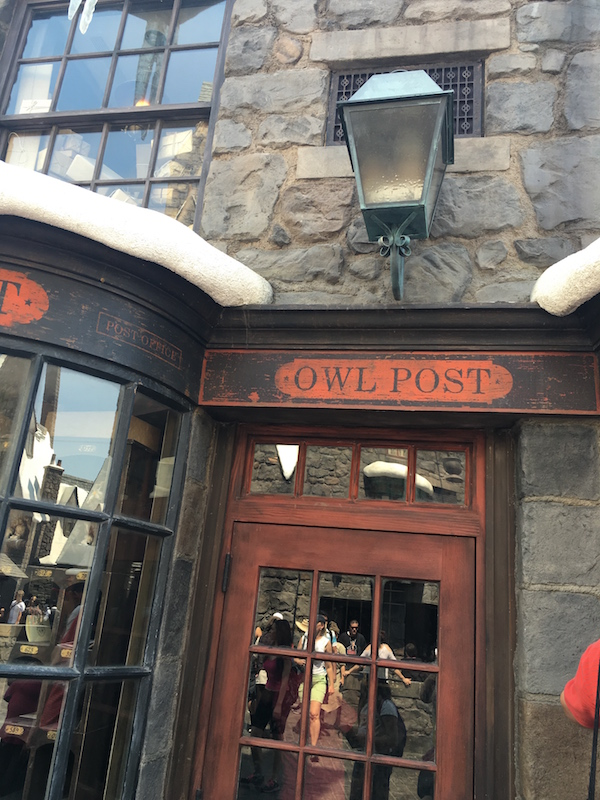 Universal studios harry potter monde