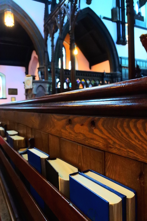 église anglicane saint john
