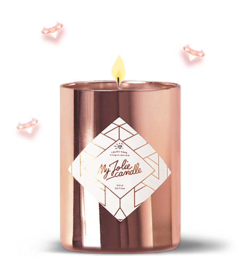 my jolie candle idée cadeau anniversaire