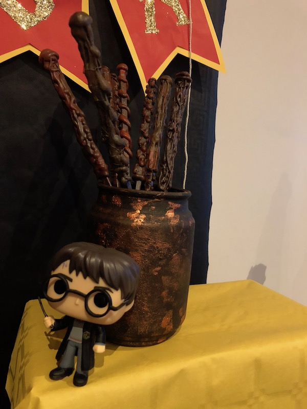 anniversaire Harry Potter