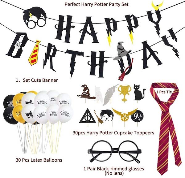 déco Harry Potter