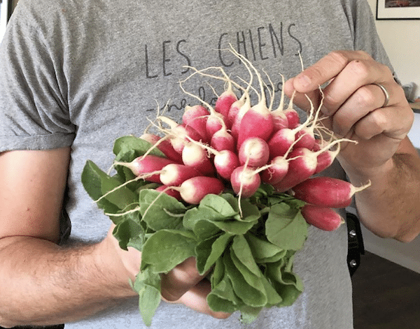 bouquet de week-end