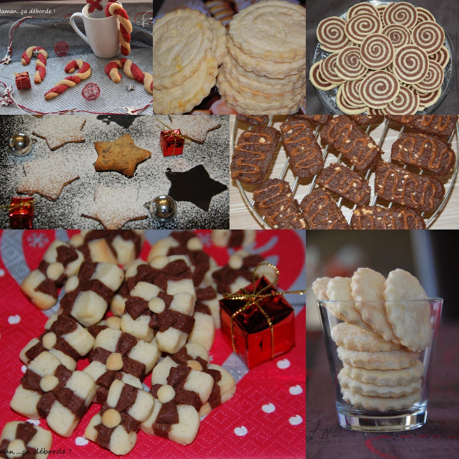 Gourmandiseries – Variation autour du sablé