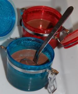 Crème au chocolat ultra-rapide