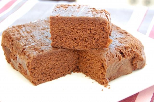 Gâteau chocolat au micro-onde