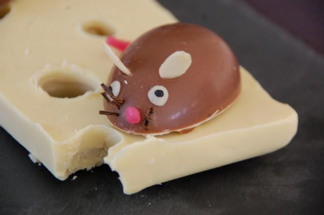 Petites souris gourmandes