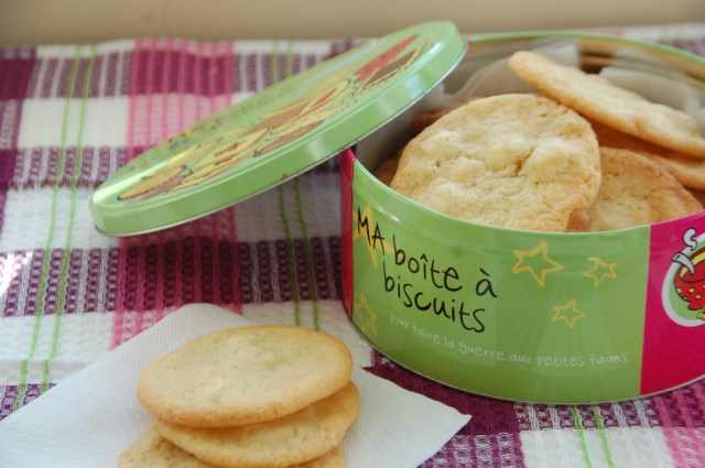 Cookies chocolat blanc noix de macadamia